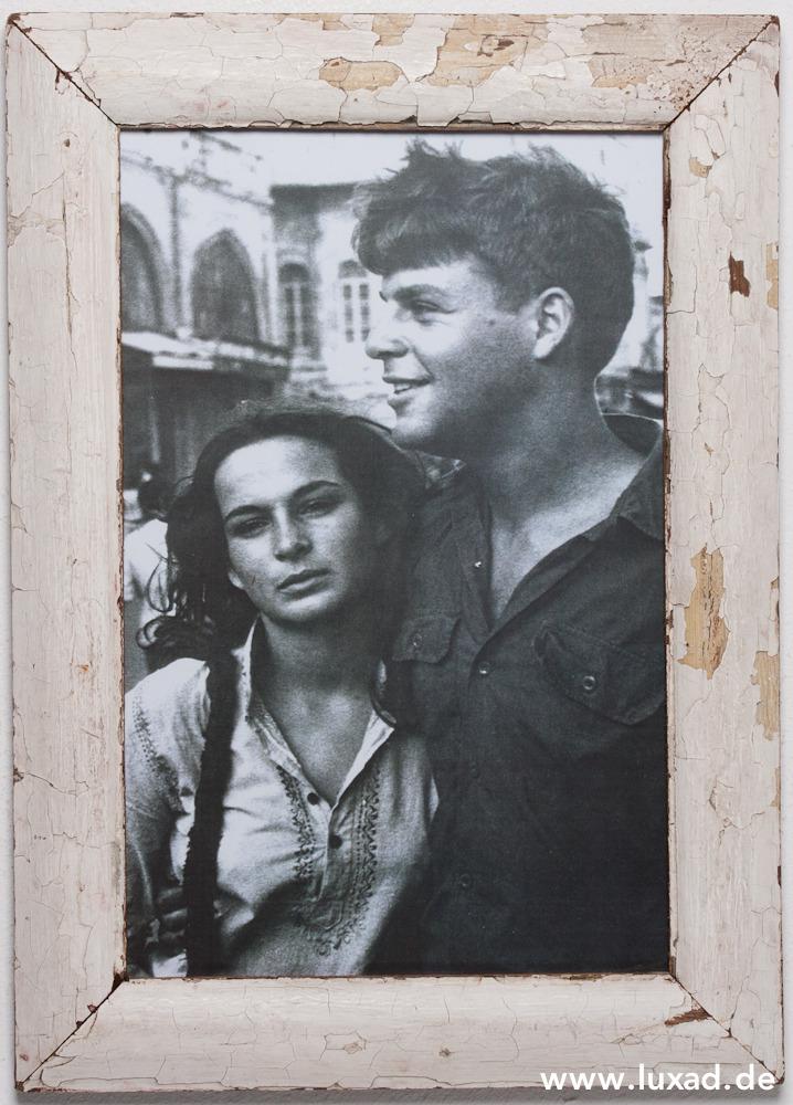 Vintage Bilderrahmen 25x38