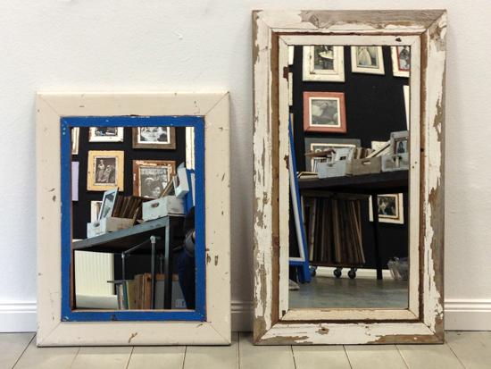 Holz-Spiegel