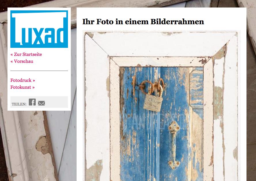 bilderrahmen charlottenburg alle neuigkeiten aus dem rahmenladen luxad in berlin. Black Bedroom Furniture Sets. Home Design Ideas