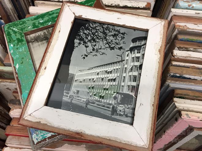 Vintage Bilderrahmen für 20 x 25 cm Fotos